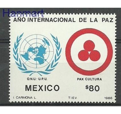 Znaczek Meksyk 1986 Mi 2005 Czyste **