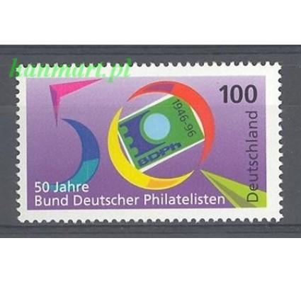 Niemcy 1996 Mi 1878 Czyste **