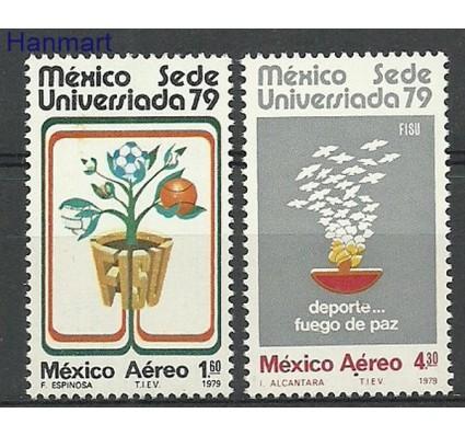 Znaczek Meksyk 1979 Mi 1627-1628 Czyste **