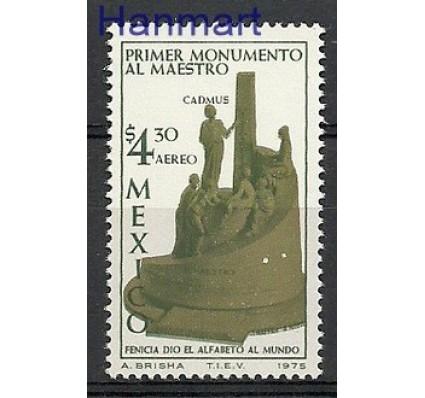 Znaczek Meksyk 1975 Mi 1470 Czyste **