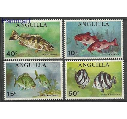 Znaczek Anguilla 1969 Mi 83-86 Czyste **