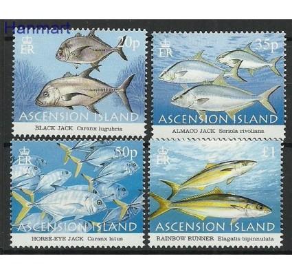 Znaczek Wyspa Wniebowstąpienia 2006 Mi 966-969 Czyste **