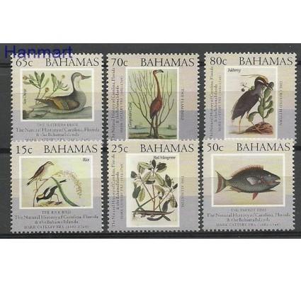 Znaczek Bahamy 2002 Mi 1119-1124 Czyste **