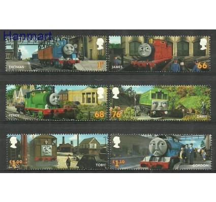 Znaczek Wielka Brytania 2011 Mi 3103-3108 Czyste **