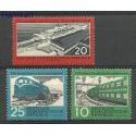 NRD / DDR 1960 Mi 804-806 Czyste **