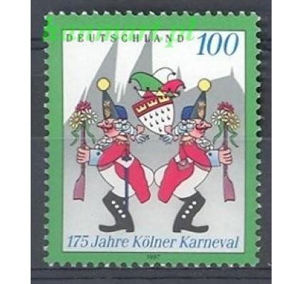 Niemcy 1997 Mi 1903 Czyste **