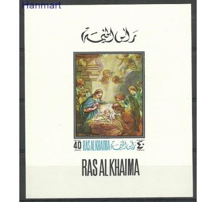 Znaczek Ras Al Khaima 1968 Mi 269B Czyste **