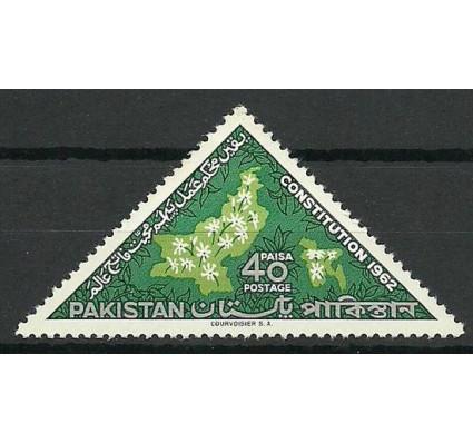 Znaczek Pakistan 1962 Mi 165 Czyste **