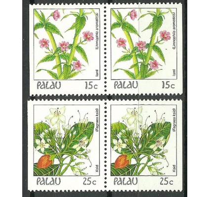 Znaczek Palau 1988 Mi 241-242D Czyste **