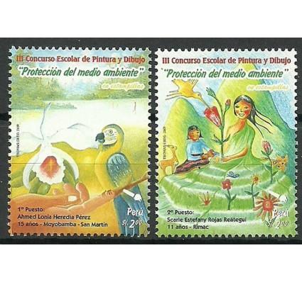 Znaczek Peru 2009 Mi 2439-2440 Czyste **