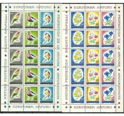 Znaczek Rumunia 1973 Mi ark 3103-3108 Czyste **