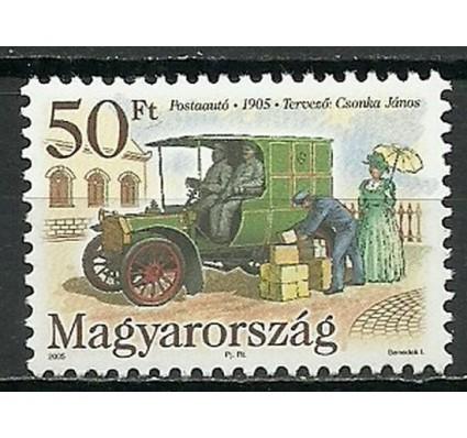 Znaczek Węgry 2005 Mi 5049 Czyste **