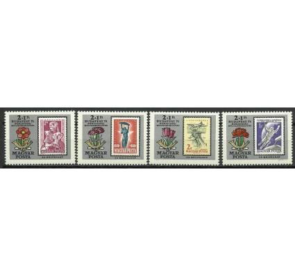 Znaczek Węgry 1971 Mi 2688-2691 Czyste **