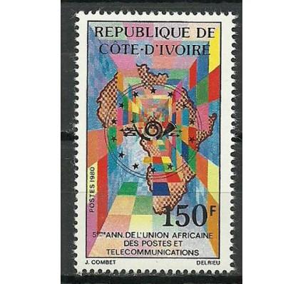 Znaczek Wybrzeże Kości Słoniowej 1980 Mi 672 Czyste **
