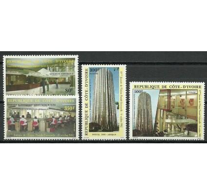 Znaczek Wybrzeże Kości Słoniowej 1982 Mi 752-755 Czyste **