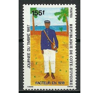 Znaczek Wybrzeże Kości Słoniowej 1987 Mi 944 Czyste **