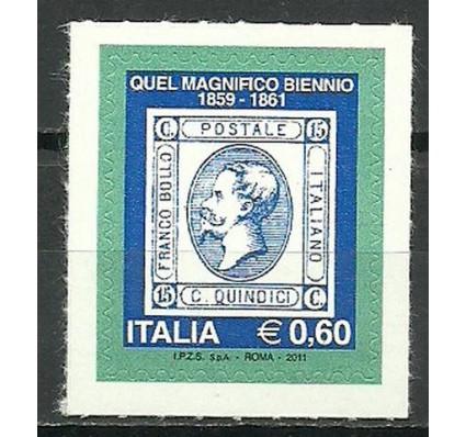 Znaczek Włochy 2011 Mi 3438 Czyste **
