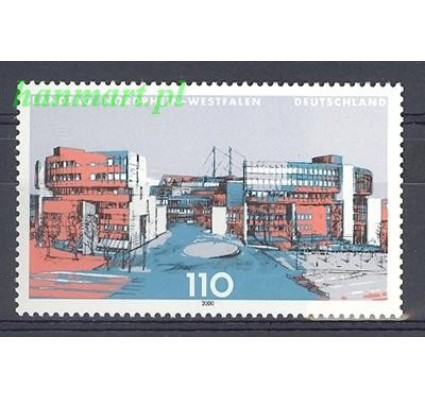 Niemcy 2000 Mi 2110 Czyste **