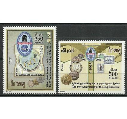 Znaczek Irak 2011 Mi 1854-1855 Czyste **