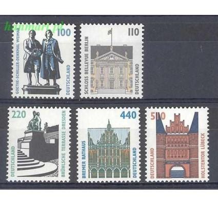 Znaczek Niemcy 1997 Mi 1934-1938 Czyste **