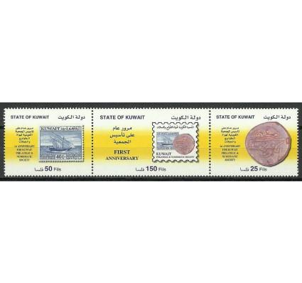 Znaczek Kuwejt 2007 Mi 1926-1928 Czyste **