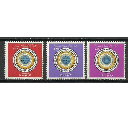 Znaczek Libia 1971 Mi 348-350 Czyste **
