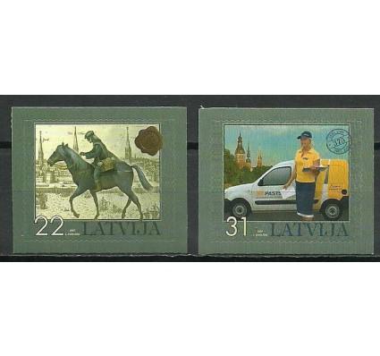 Znaczek Łotwa 2007 Mi 711-712 Czyste **