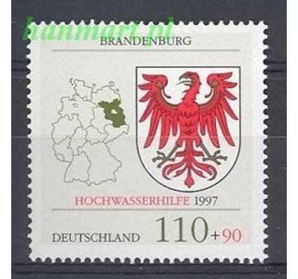 Niemcy 1997 Mi 1941 Czyste **
