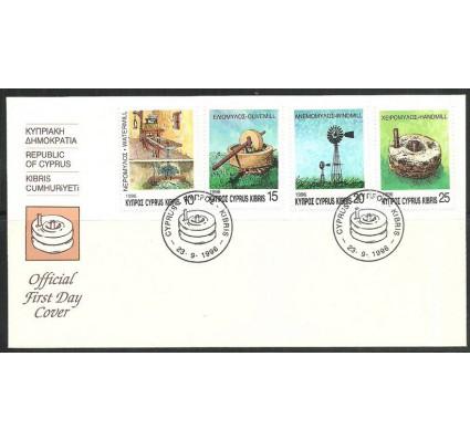 Znaczek Cypr  1996 Mi 883-886 FDC