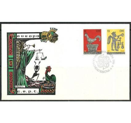 Znaczek Irlandia 1981 Mi 439-440 FDC