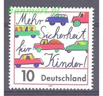 Niemcy 1997 Mi 1954 Czyste **