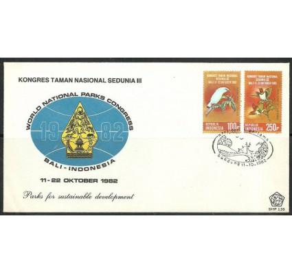 Znaczek Indonezja 1982 Mi 1074-1075 FDC