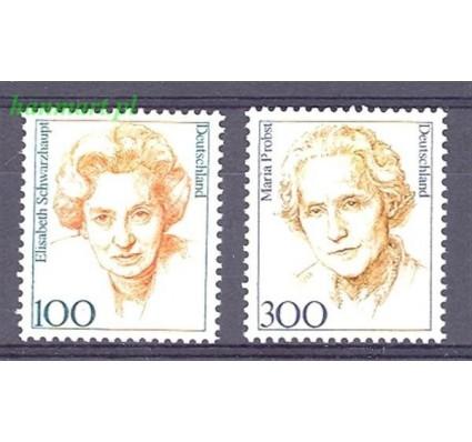 Niemcy 1997 Mi 1955-1956 Czyste **