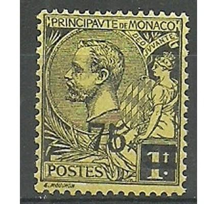 Znaczek Monako 1924 Mi 71 Czyste **