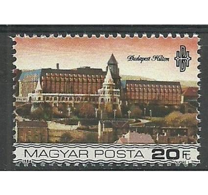 Znaczek Węgry 1984 Mi 3707 Czyste **