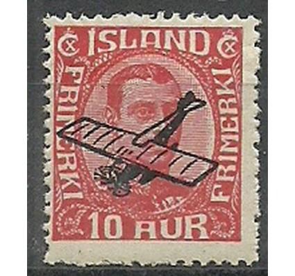 Znaczek Islandia 1928 Mi 122 Czyste **