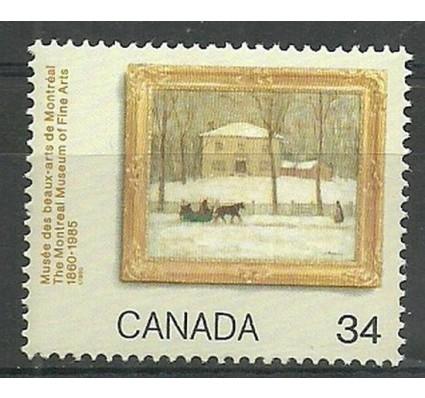 Znaczek Kanada 1985 Mi 985 Czyste **