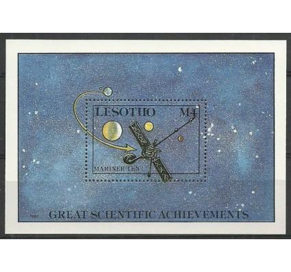 Znaczek Lesotho 1987 Mi bl41 Czyste **