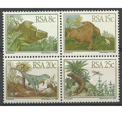 Znaczek Republika Południowej Afryki 1982 Mi 622-625 Czyste **