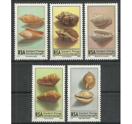 Znaczek Republika Południowej Afryki 1995 Mi 979-983 Czyste **