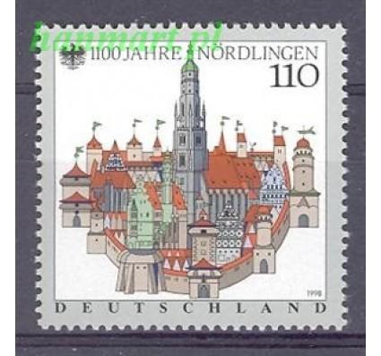 Niemcy 1998 Mi 1965 Czyste **
