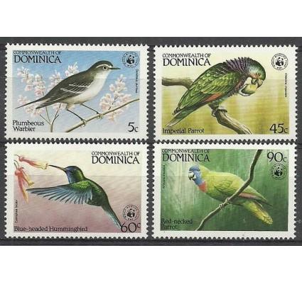 Znaczek Dominika 1984 Mi 836-839 Czyste **