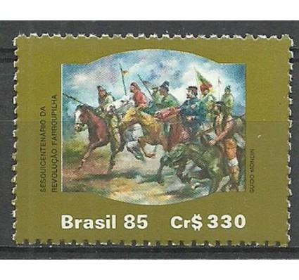 Znaczek Brazylia 1985 Mi 2142 Czyste **