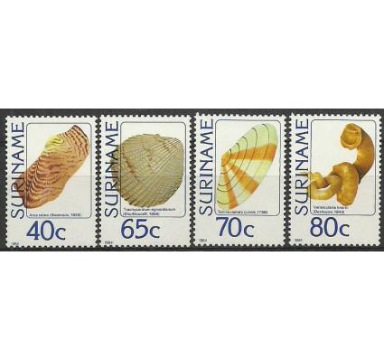 Znaczek Surinam 1984 Mi 1071-1074 Czyste **