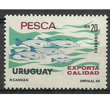 Znaczek Urugwaj 1986 Mi 1748 Czyste **