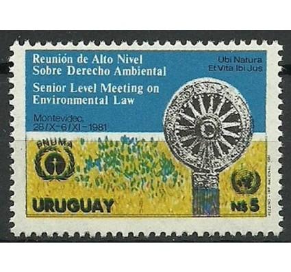 Znaczek Urugwaj 1981 Mi 1629 Czyste **