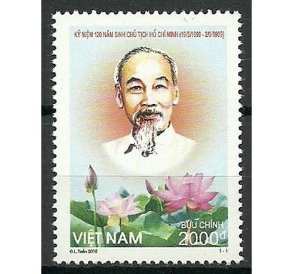 Znaczek Wietnam 2010 Mi 3544 Czyste **