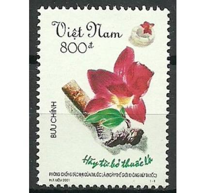 Znaczek Wietnam 2001 Mi 3160 Czyste **