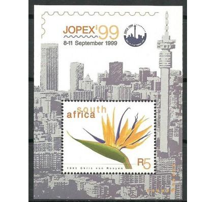 Znaczek Republika Południowej Afryki 1999 Mi bl 79 Czyste **