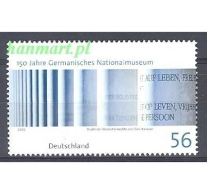 Niemcy 2002 Mi 2269 Czyste **